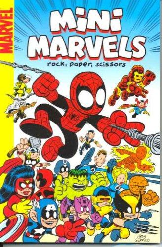 9780785132110: Mini-Marvels: Rock, Paper, Scissors Digest