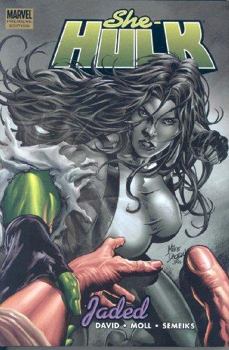 9780785132226: She-Hulk: Jaded Premiere HC