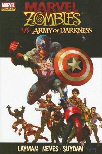 Marvel Zombies vs. Army of Darkness: Layman, John