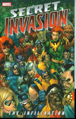 Secret Invasion: The Infiltration: Stan Lee and