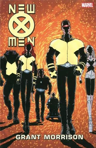 9780785132516: New X-Men By Grant Morrison Ultimate Collection Book 1 TPB: v. 1 (Graphic Novel Pb)