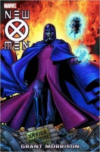 New X-Men Ultimate Collection, Book 3