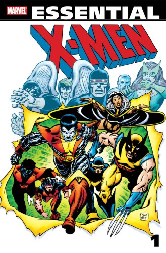 9780785132554: Essential X-Men Volume 1 (All-New Edition): v. 1