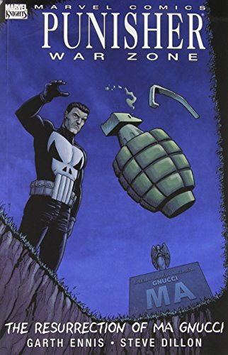 9780785132608: Punisher: War Zone - The Resurrection of Ma Gnucci TPB