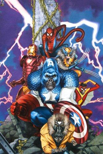 9780785132646: Marvel Apes TPB