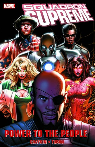 9780785132844: Squadron Supreme: Power To The People TPB: Power to the People v. 1 (Graphic Novel Pb)