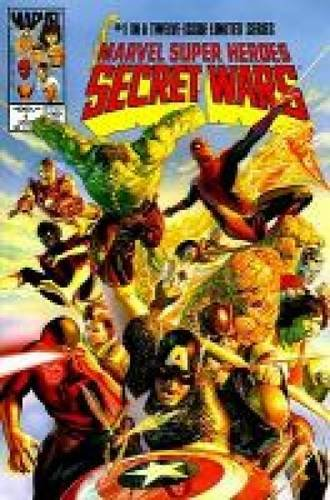Secret Wars Omnibus (Alex Ross Variant Cover): Jim Shooter; Tom DeFalco; Dan Slott; Mike Zeck; Bob ...