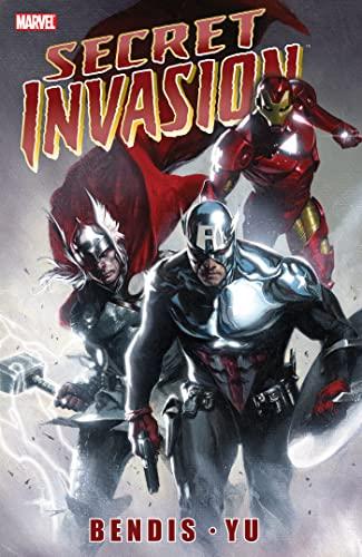 9780785132974: Secret Invasion TPB (Graphic Novel Pb)