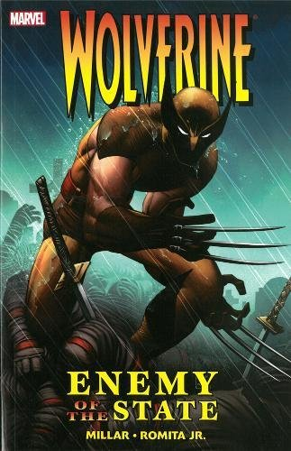 9780785133018: Wolverine: Enemy Of The State Ultimate Collection TPB (Graphic Novel Pb)
