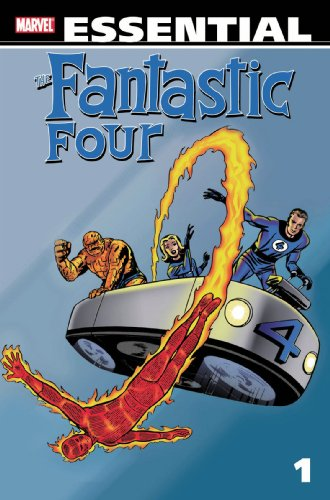 9780785133025: Essential Fantastic Four Volume 1 TPB (All-New Edition): v. 1
