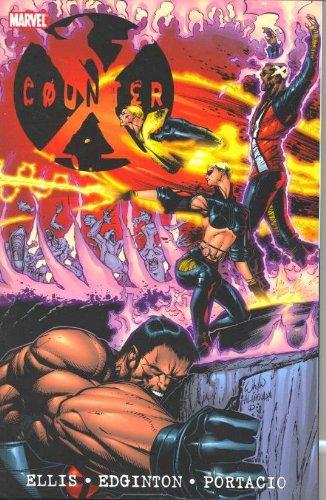 Counter X - Volume 1 (v. 1): Warren Ellis