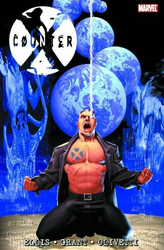 9780785133063: Counter X Volume 3 TPB: v. 3