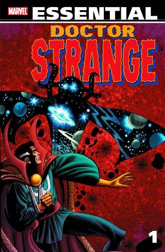 Essential Doctor Strange, Vol. 1 (Marvel Essentials): Stan Lee