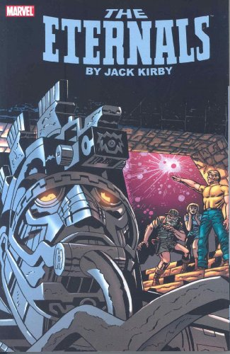 9780785133131: Eternals By Jack Kirby Book 1 TPB: Bk. 1