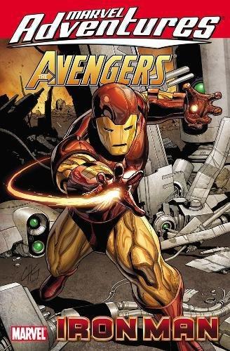 9780785133254: Marvel Adventures Avengers: Iron Man (Digest)