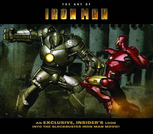 9780785133308: Iron Man: The Art Of Iron Man The Movie HC