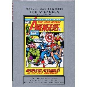 9780785133315: Marvel Masterworks: Avengers: 10