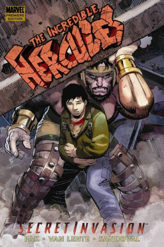 9780785133339: Incredible Hercules: Secret Invasion Premiere HC