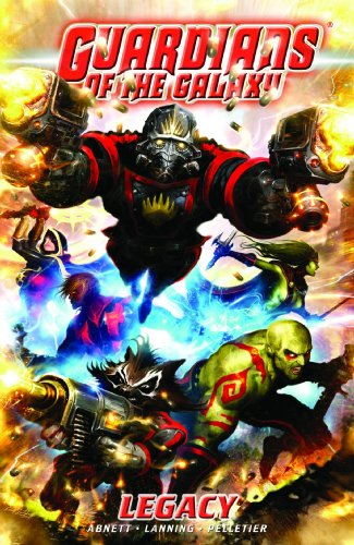 9780785133384: Guardians Of The Galaxy Volume 1: Legacy TPB: Legacy v. 1