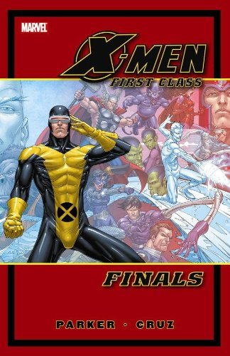 9780785133483: X-Men: First Class Finals (X-Men (Graphic Novels))