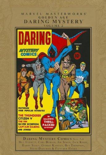 9780785133636: Daring Mystery Comics, Vol. 1, No. 8