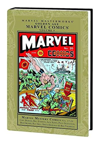 9780785133674: Marvel Masterworks: Golden Age Marvel Comics - Volume 5
