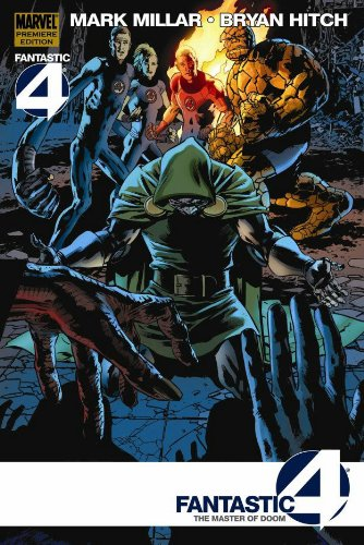 9780785133704: Fantastic Four: The Masters Of Doom Premiere HC