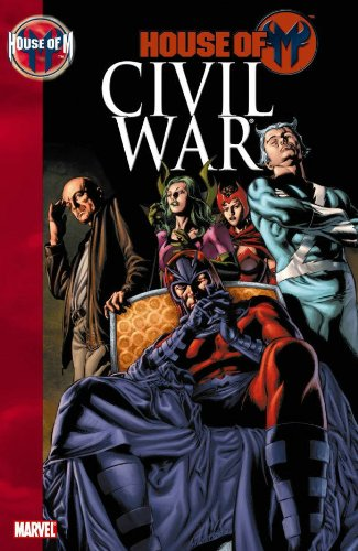 9780785133803: House of M: Civil War