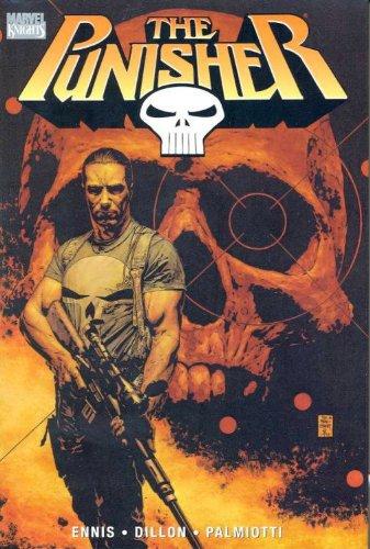 Punisher: Welcome Back, Frank (Marvel Premiere Classic): Garth Ennis