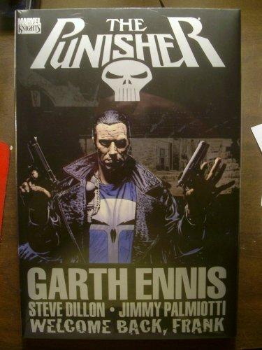 Punisher: Welcome Back, Frank / Direct Market: Garth Ennis