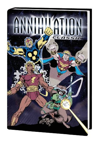 9780785133889: Annihilation Classic HC