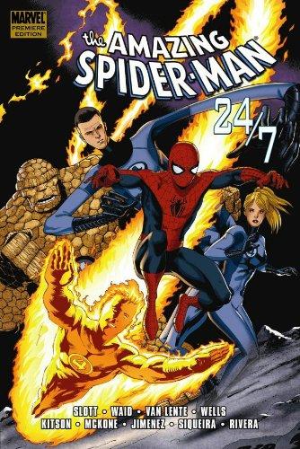 9780785133964: Spider-Man: 24/7