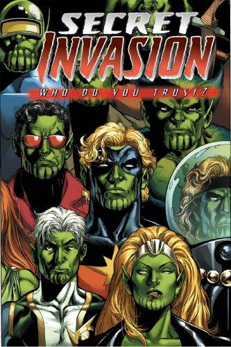 9780785134091: Secret Invasion: Who Do You Trust?