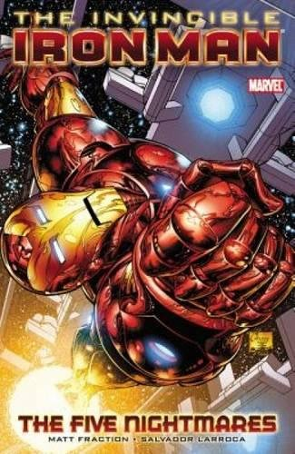 9780785134121: The Invincible Iron Man 1: The Five Nightmares