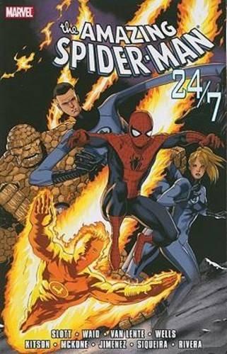 9780785134206: Spider-Man: 24/7