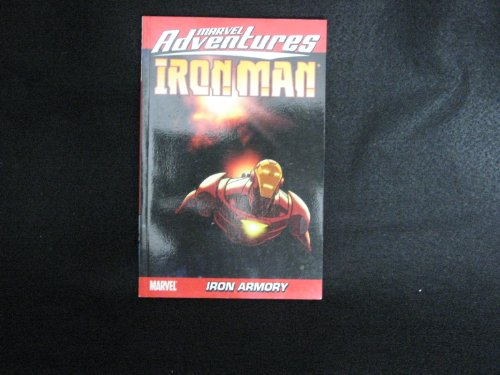 Marvel Adventures Iron Man : Iron Armory