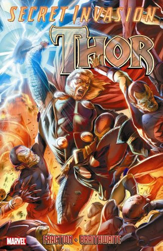 9780785134268: Secret Invasion: Thor TPB (Graphic Novel Pb)