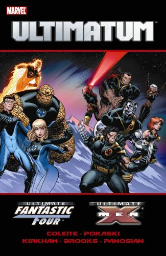 9780785134336: Ultimatum: X-Men / Fantastic Four (Ultimate Fantastic Four (Graphic Novels))
