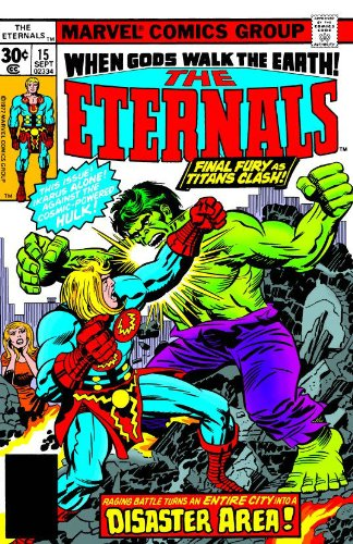 9780785134428: The Eternals By Jack Kirby Book 2 TPB: Bk. 2