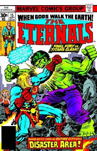 9780785134428: The Eternals, Book 2