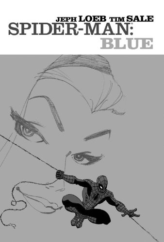 9780785134473: Spider-Man: Blue Black & White Premiere HC: Blue Black and White Premiere