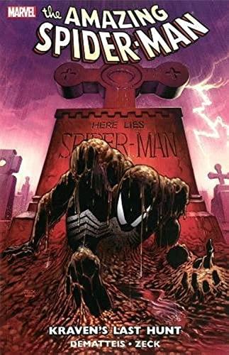9780785134503: Spider-Man: Kraven's Last Hunt TPB (New Printing) (Graphic Novel Pb)