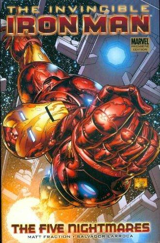 Invincible Iron Man, Vol. 1: The Five: Matt Fraction