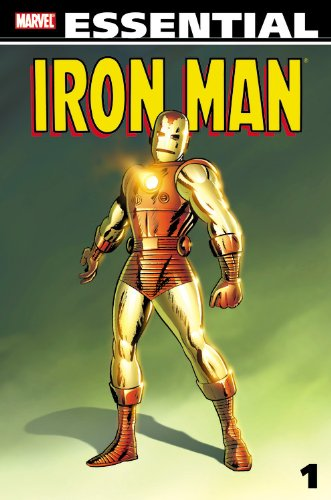 9780785134640: Essential Iron Man Volume 1 TPB (All-New Edition): v. 1 (Graphic Novel Pb)