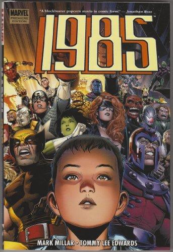 1985 Marvel Premiere Edition HC: Mark Millar