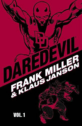 9780785134732: Daredevil By Frank Miller & Klaus Janson Volume 1 TPB: v. 1