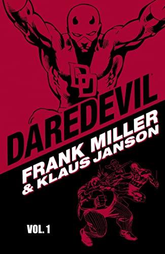 9780785134732: DAREDEVIL BY FRANK MILLER & KLAUS JANSON VOL. 1