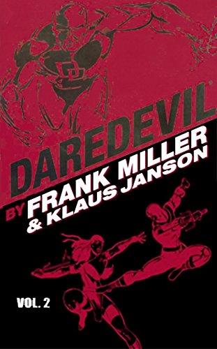 Daredevil by Frank Miller & Klaus Janson - Volume 2 Format: Paperback: Miller, Frank