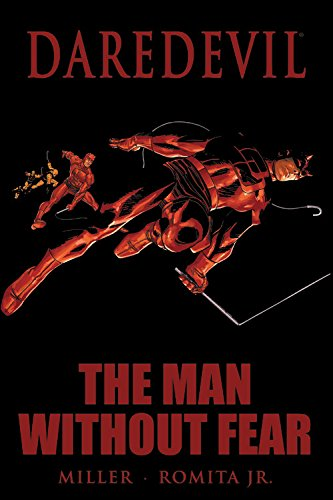 9780785134794: Daredevil: The Man Without Fear TPB (Graphic Novel Pb)