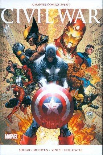 9780785134831: Civil War (A Marvel Comics Event)